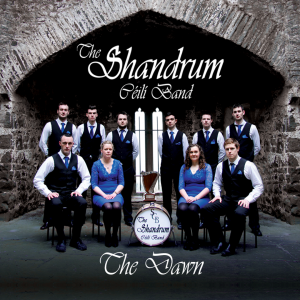 The Dawn CD - The Shandrum Céilí Band