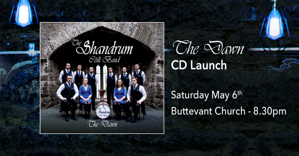 The Shandrum Céilí Band - CD launch event