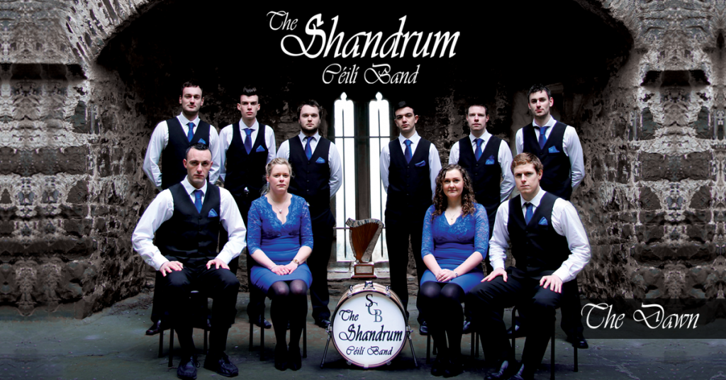 Shandrum Ceili Band - CD Launch - The Dawn